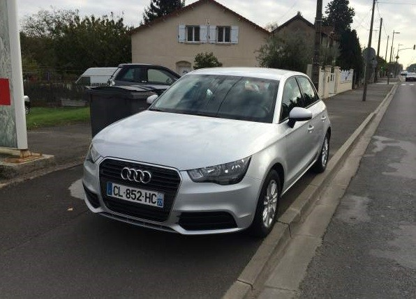 l 39 adresse auto audi a1 sportback 1 6 tdi 90cv s tronic. Black Bedroom Furniture Sets. Home Design Ideas
